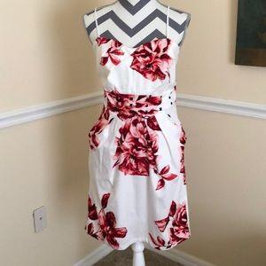 jonathan martin Dresses - Host Pick ❤️Jonathan Martin Floral Dress SZ 14 EUC